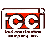 1990's Ford Construction Logo